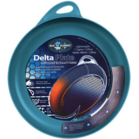 Sea to Summit Delta Plate, pacific blue